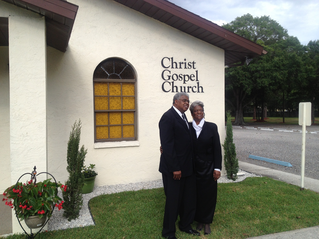 Christ Gospel Church of St Pete